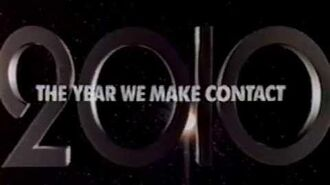 2010 The Year We Make Contact 1984 TV spot 2