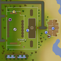 Vinery map