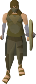 Mercenary (with facemask)