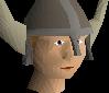 Archer helm chathead