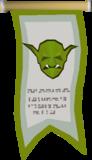 Goblin Champion's banner