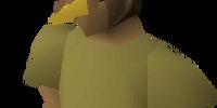 Fake beak