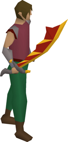 File:Dragon scimitar (or) equipped.png
