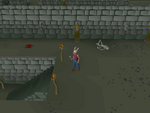 Emote clue - headbang top of slayer tower