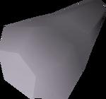 Half a rock detail