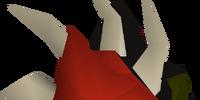 Red slayer helmet (i)
