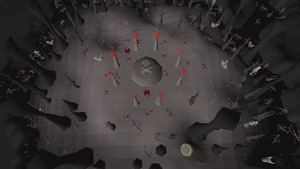 Death Altar inside
