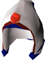 Saradomin max hood detail