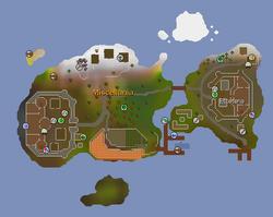 Miscellania and Etceteria map