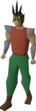 Forester hat equipped.png