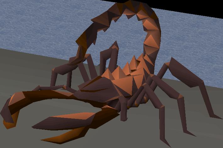 King Scorpion