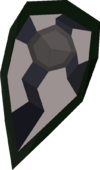 3rd age kiteshield detail