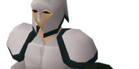 3rd age melee armour