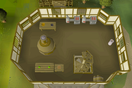 Cooks' Guild first floor