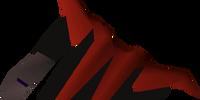Mystic robe top (dark)