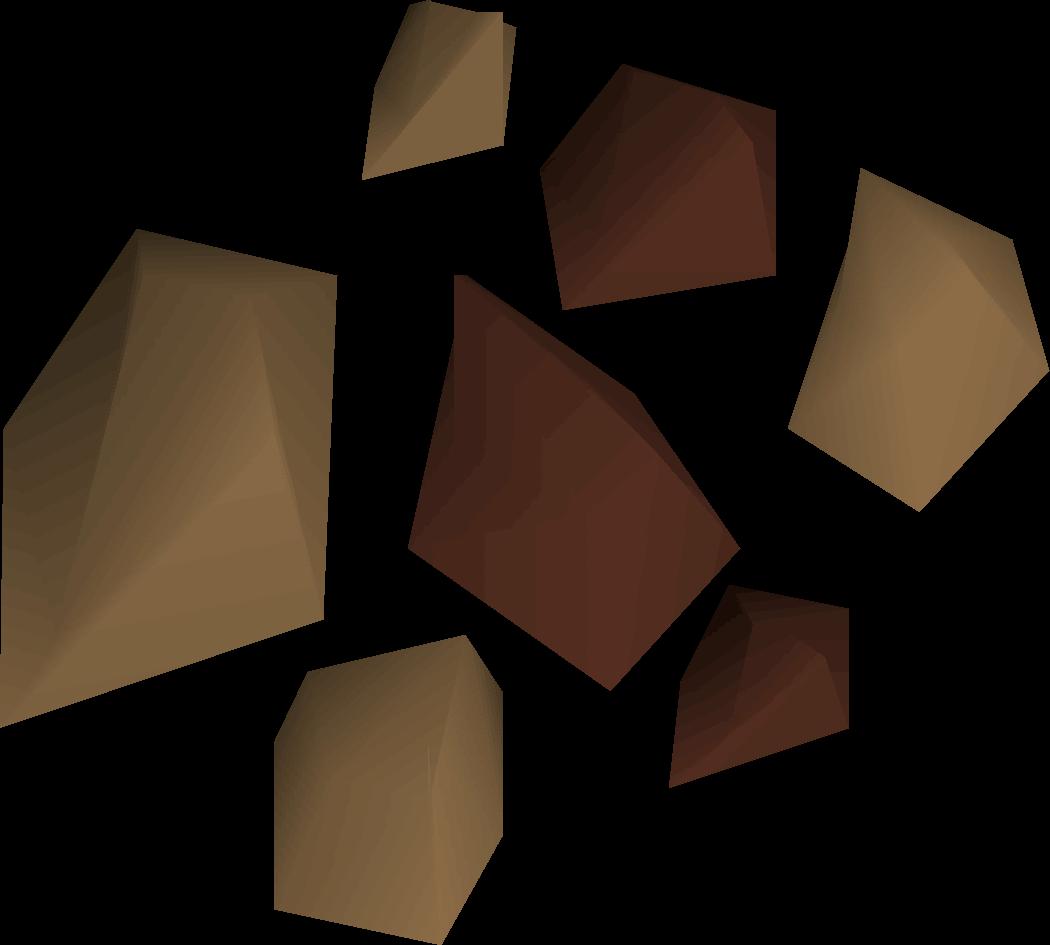 Iron ore detail
