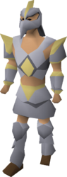 Armadyl armour equipped v1