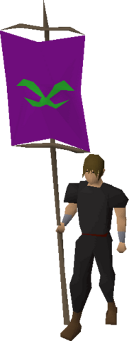 File:Banner (Misthalin) equipped.png