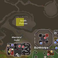 Ash Dung map