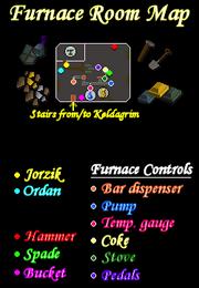 Blast Furnace Map