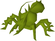 Kalphite Queen Topiary