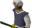 Adamant sword