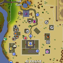 Gem trader location