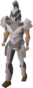 Ultimate ironman armour equipped