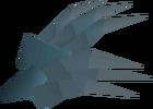 Rune claws detail
