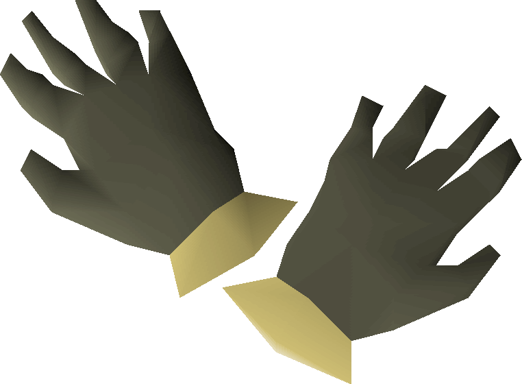 Barrows gloves detail