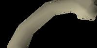 Curved bone
