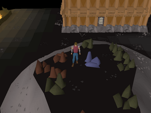 Hot cold clue - Lovakengj mine