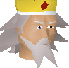 King Gjuki Sorvott IV chathead