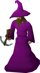 Ancient Wizard (ranged)