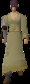 Female slave (purple hair)