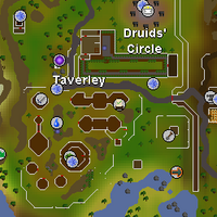 POH location - Taverley