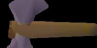 Magic axe