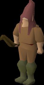 Gnome traveller (male)