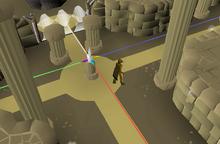 Temple of Light final pillar