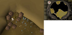 M'amulet mould location