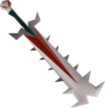 Wilderness sword 2 detail