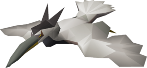 Heron pet