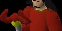 Zamorak wizard