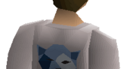 Bob's blue shirt