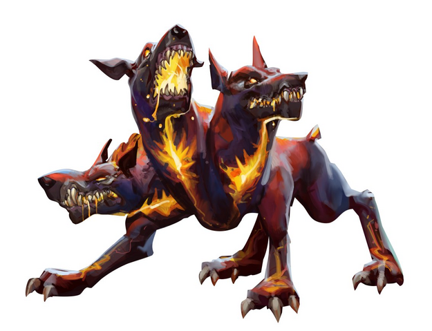 File:Cerberus Chronicle art.png