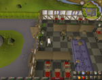 Emote clue - clap exam centre