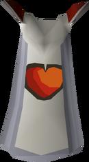 Hitpoints cape detail
