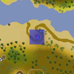 Pothole Dungeon location
