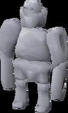 Rock golem (silver) pet