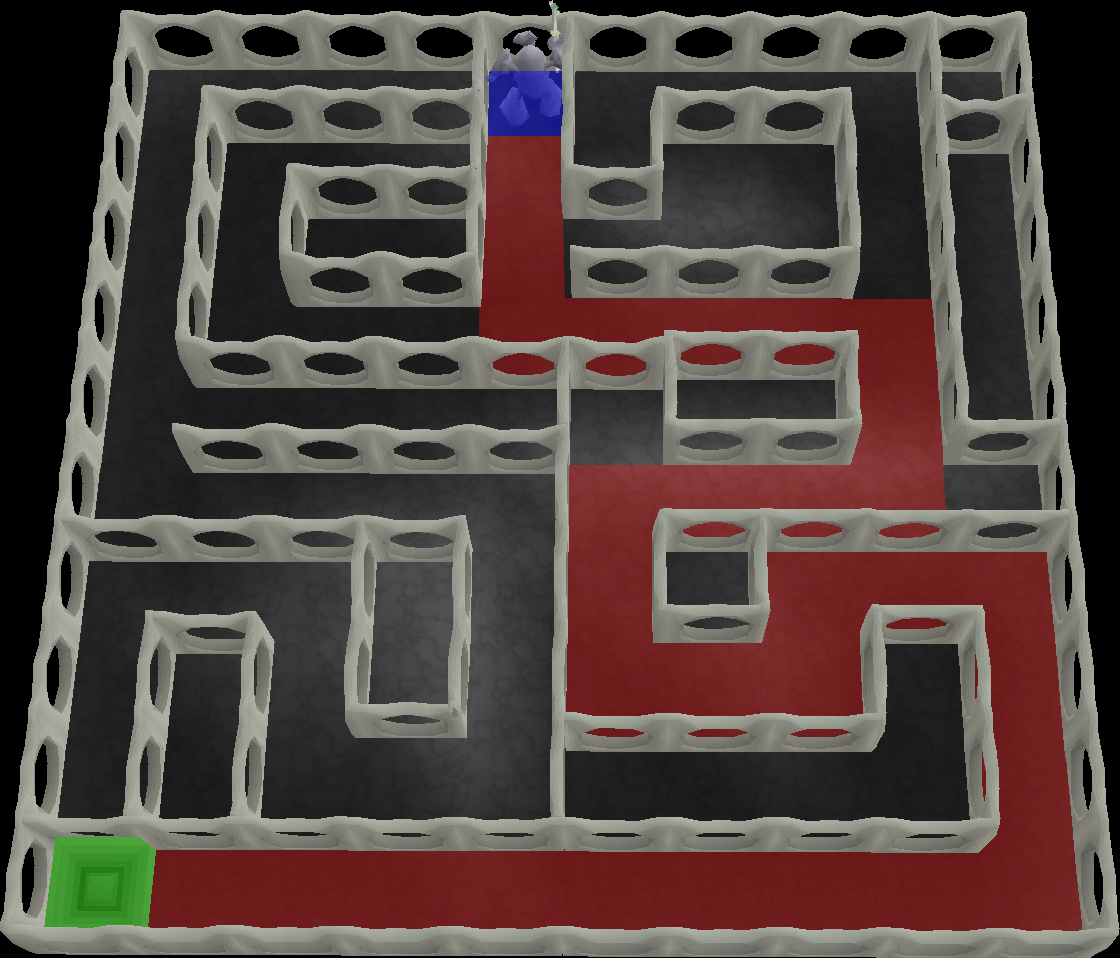 Telekinetic theatre maze 10